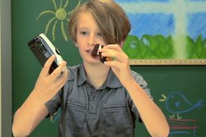 Film Camera for Kids