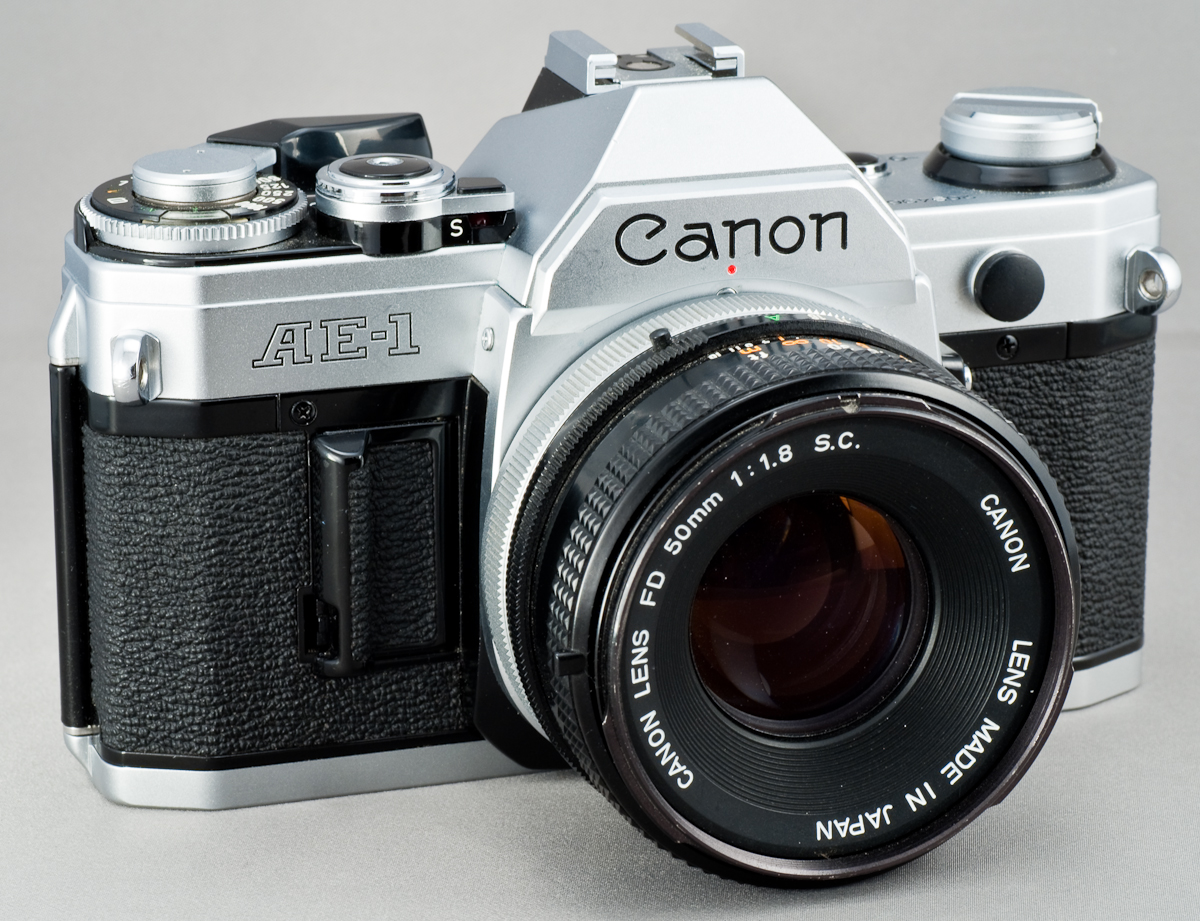 ae 1 canon camera manual