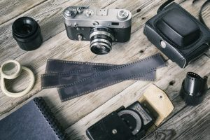 How to Develop Film from a Disposable Camera